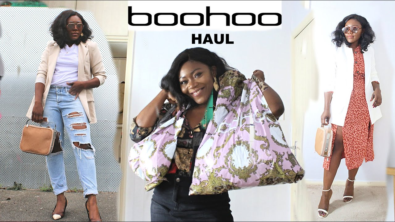 BOOHOO STYLING HAUL APRIL 2019 // SPRING OUTFIT IDEAS 6
