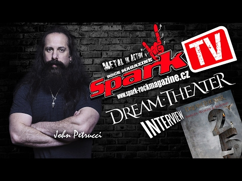 DREAM THEATER - interview with John Petrucci
