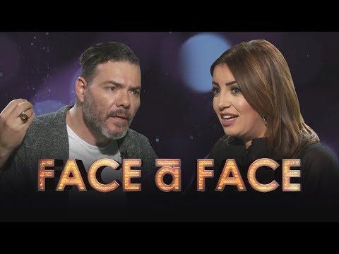 FACE à FACE - Ep 08 - | عادل الميلودي - HD فاص ا فاص - الحلقة 8 الثامنة