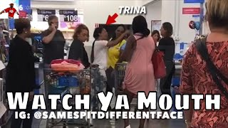 Florida Rapper TRINA Called N-Word In Walmart + Fight | Hip Hop