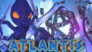 Atlantis Adventures - Kraken Kid Steals The Gauntlet! (Minecraft Roleplay) #5