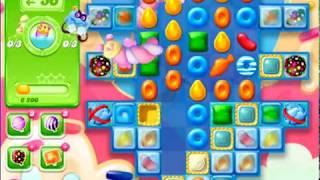 Candy Crush Saga Jelly Level 496