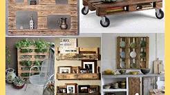 1000 ideas creativas para reciclar palets de madera