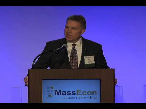 RBS Citizen's Jerry Sargent, 2013 MassEcon Economic Impact Awards