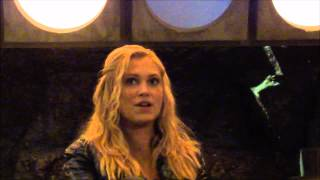 The 100 Interview: Eliza Taylor on Mid-Season Premiere Thumbnail