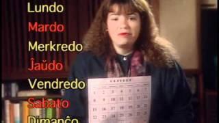Pasporto Al La Tuta Mondo - 1-a DVD (Esperanto)