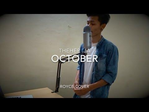 Theher Ja   OCTOBER   Armaan Malik   (Royce Cover)