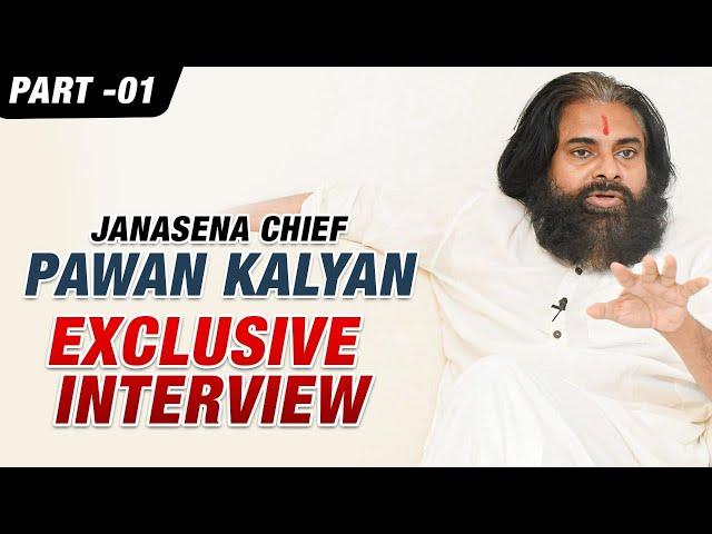 JanaSena Chief Sri Pawan Kalyan garu Exclusive Interview to JanaSena Social Media