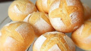 Французские булочки с хрустящей корочкой Смело готовьте на карантине вместо хлеба