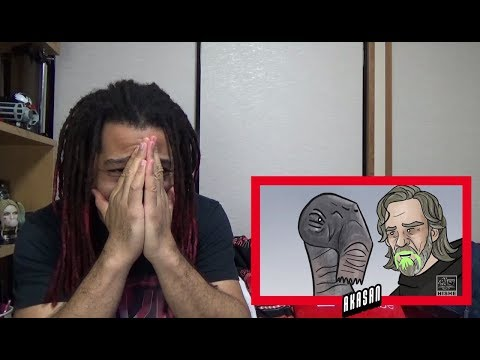 How Star Wars The Last Jedi Should Have Ended - REACTION
