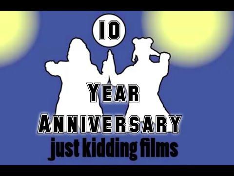 JustKiddingFilms 10 Year Anniversary Compilation