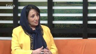 بامدادخوش - سخن زن - رئیس خدمات کلتوری شهرداری کابل در رابطه به فعالیت های خود صحبت میکند