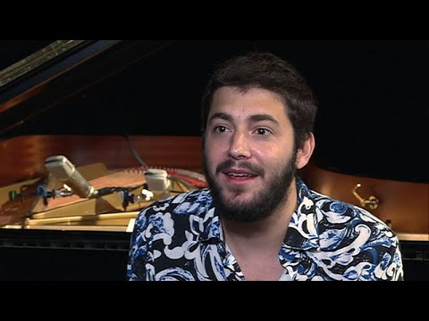 Music an affair of the heart for Salvador Sobral