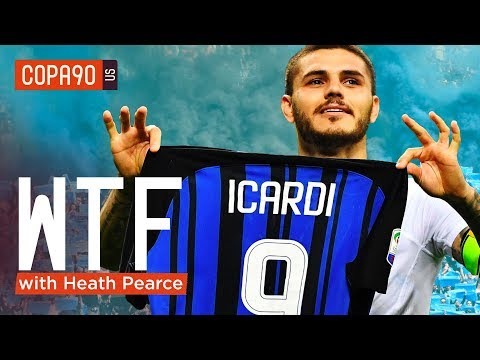 Icardi Breaks Free At The Milan Derby & More USMNT Fall Out | Walk Talk Football