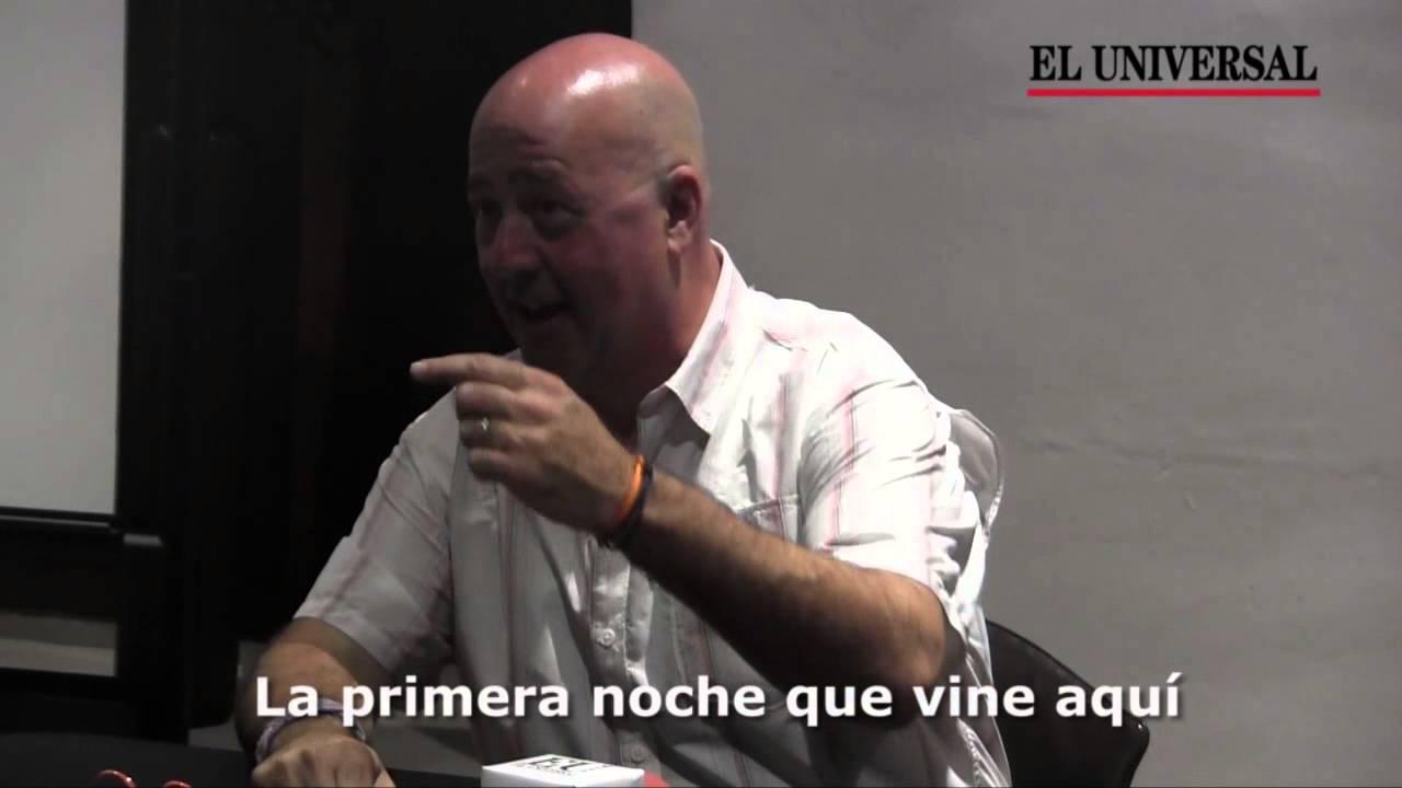 Andrew Zimmer habla sobre su trabajo en Colombia y el mundo