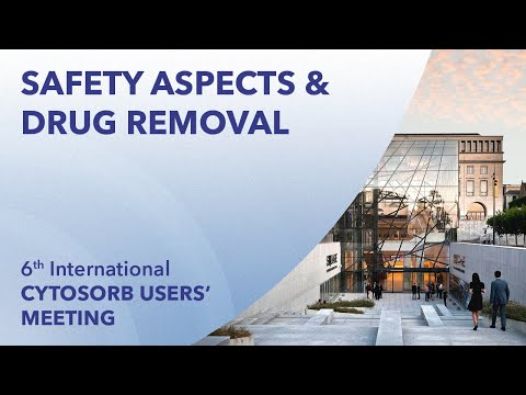 Safety aspects and drug removal