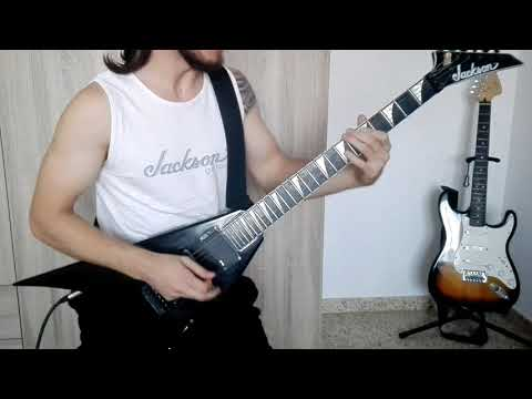 Havok - From The Cradle To The Grave (Guitar Cover)