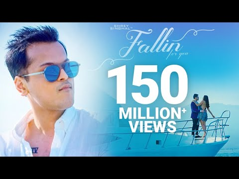 Fallin For You - Shrey Singhal   Official Video    DirectorGifty