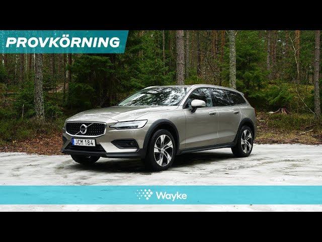 Volvo V60 CC – den bästa Volvon någonsin? Vi har provkört!