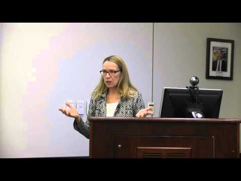 Maria Olaussen - Penn State's Comparative Literature Luncheon Series (10/12/15)