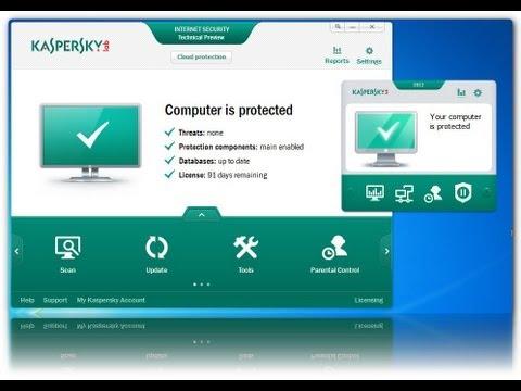 kaspersky internet security 2013 full license key
