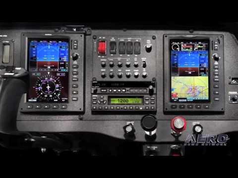 Aero-TV:  The Cessna Skycatcher - Testing the Aircraft Across Country