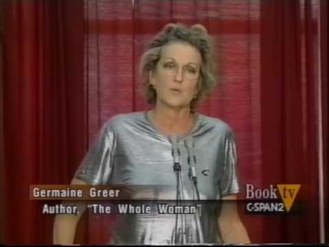 Germaine Greer - The Whole Woman