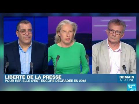 Quel est l'état de la liberté de la presse dans le monde en 2018 ?