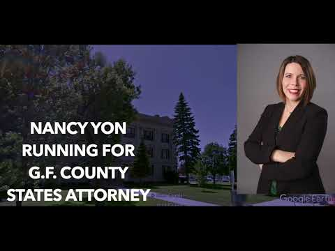 Nancy Yon Announces Candidacy For Grand Forks County States Attorney
