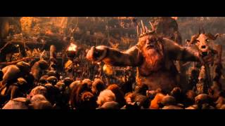 The Hobbit: An Unexpected Journey - Extended Edition Goblin Town Scene HD