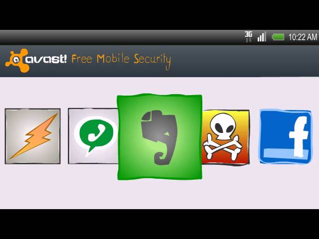 Avast Mobile Security for Android is here!