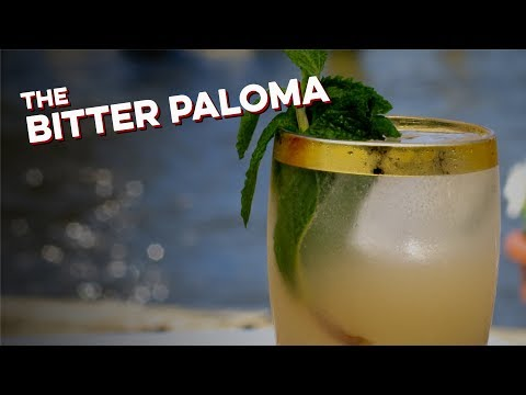 Bitter Paloma  How to Drink