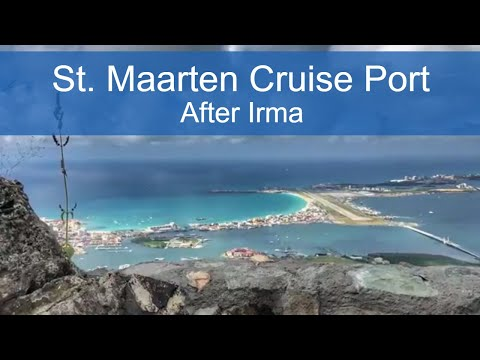 After Hurricane Irma: St. Maarten is Open for Business