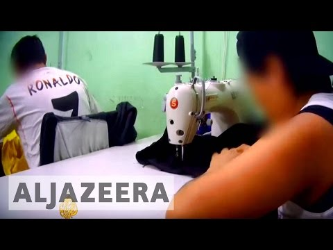 Brazil: Slaves To Fashion - Latin America Investigates