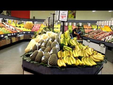 Ovocný trh Sydney
