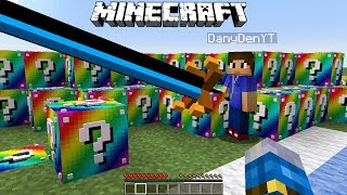 I-AM FACUT TROLL LUI DANI PE RAINBOW LUCKY BLOCK - Minecraft Lucky Block