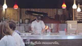 Neapolitan Pizza: Fabio Shows Us How It's Done