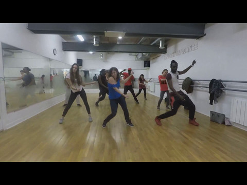 Skank & Rave Riddim choreo by Tatiana rgd , cours dancehall Paris