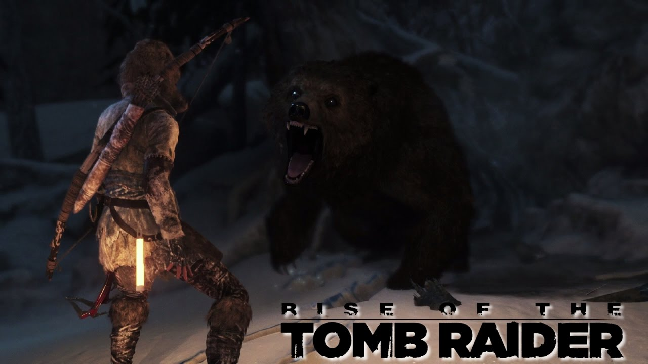 Tomb Raider - All Death Scenes Animations HD - Part 1