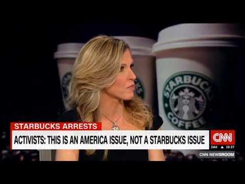 Laura Ries on CNN discussing Starbucks