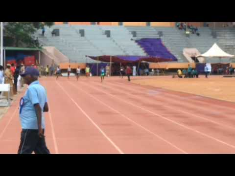 200m men tamilnadu police state athletic meet in 2017 coimbatore.