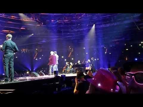 Matteo Bocelli & Andrea Bocelli  -  Fall On Me (Live - Schlagerchampions 2019)