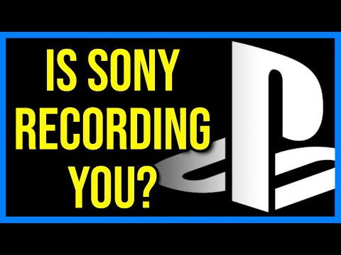 Is Playstation Recording Party Chats?