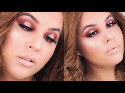 Jaclyn Hill X Morphe Palette: Blown Out Smokey Eye Tutorial  | Nelly Toledo
