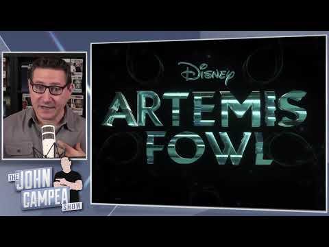 Artemis Fowl Trailer Review