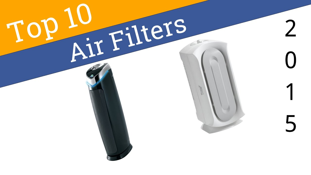 10 Best Air Purifiers 2015 YouTube
