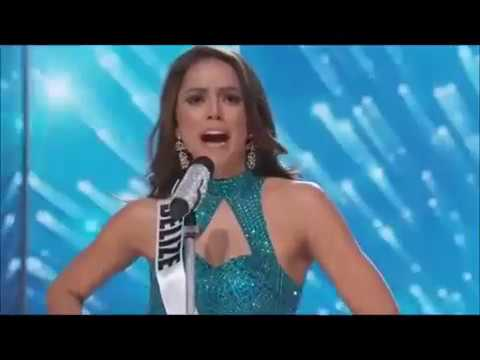 Miss Universe 2017 Pageant Full Show
