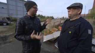 Leijonasydän-leffan kameran takana, osa 8/9