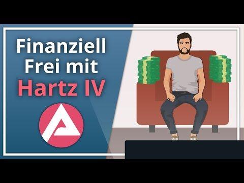 Hartz 4 Empfänger möchte finanziell frei werden