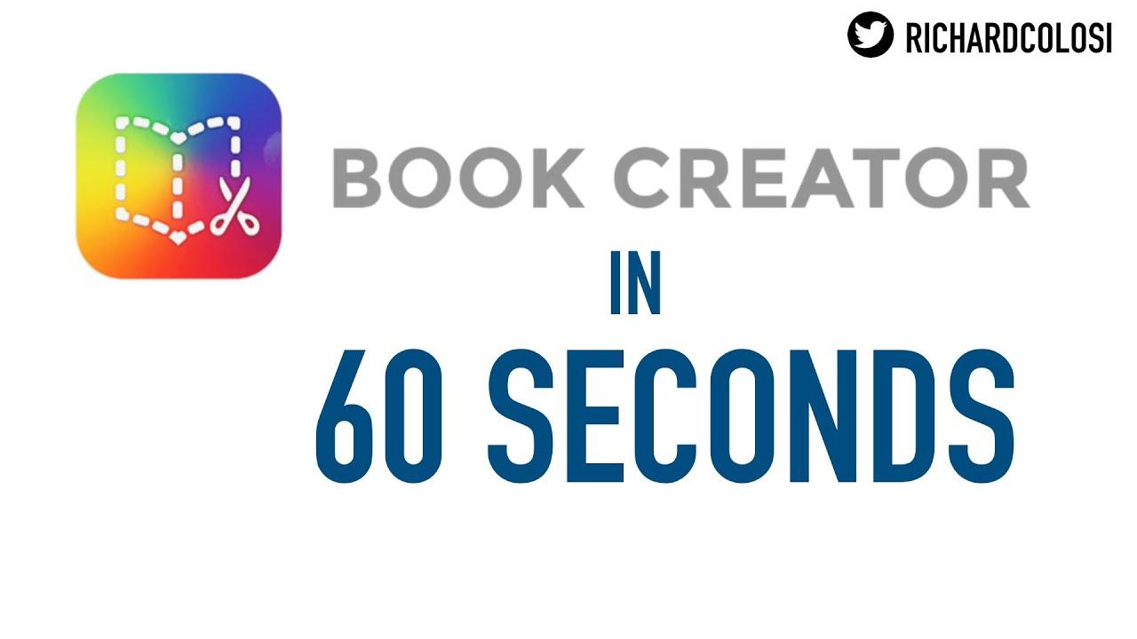 Book Creator in 60 Seconds
